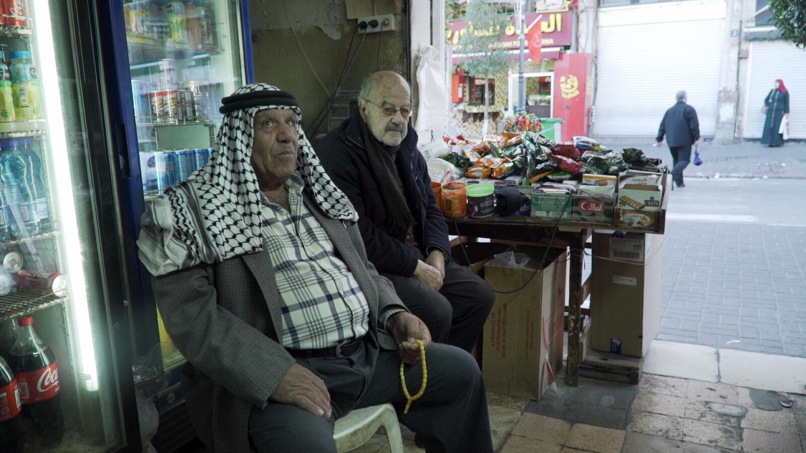 With Abu Jamal