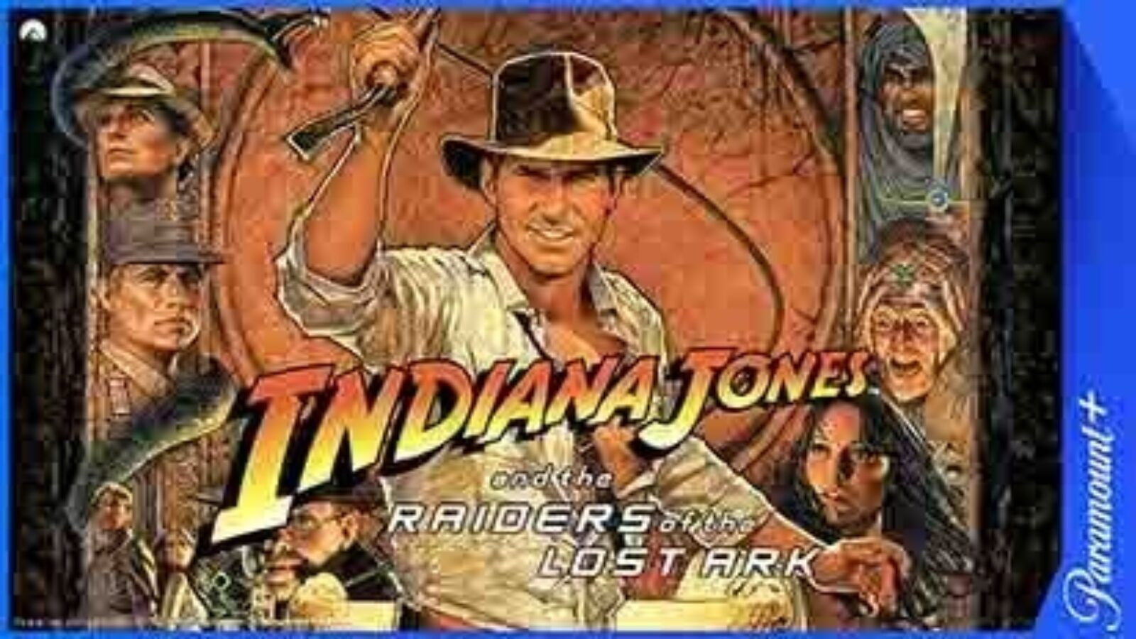 Indiana Jones And The Raiders Of The Lost Ark 1