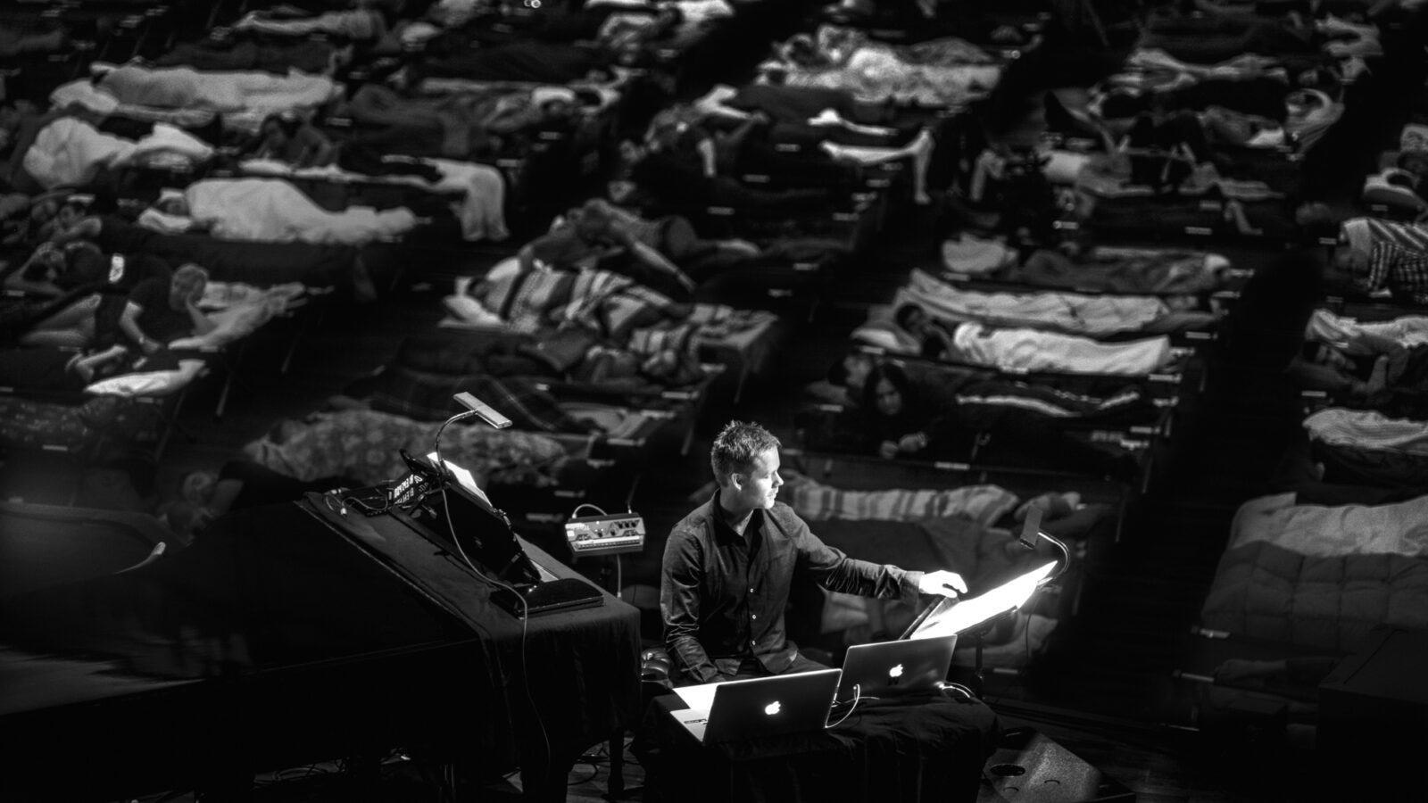 Max Richters Sleep 1